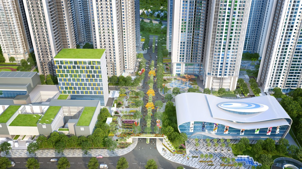 Thiết kế chung cư Trần Duy Hưng