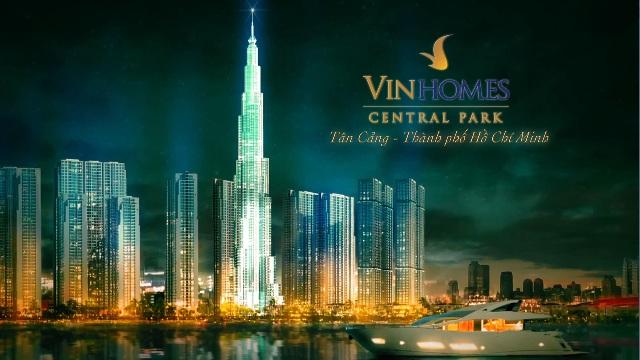 Căn hộ Vinhomes Central Park đẳng cấp sang trọng bậc nhất Sài Gòn