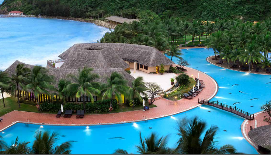 biệt thự biển Vinpearl Phú Quốc