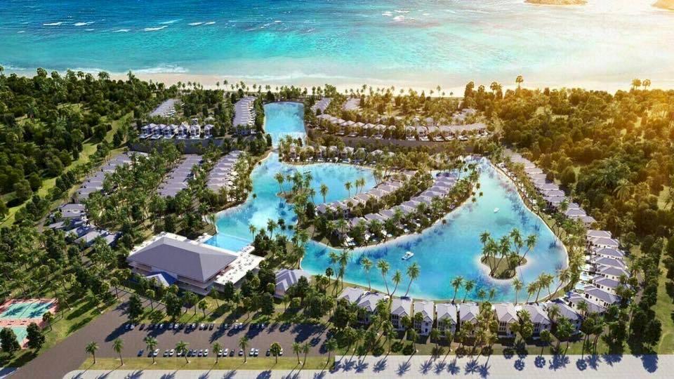 Chỉ từ 25 tỷ VNĐ sở hữu ngay căn mặt biển tại Vinpearl Bãi Dài Nha Trang