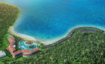 Dự án Vinpearl Nha Trang Resort tại Bãi Trũ