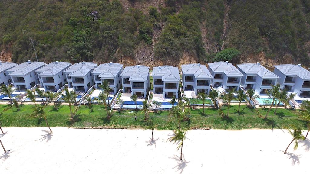 tien do xay dung Vinpearl Nha Trang Resort