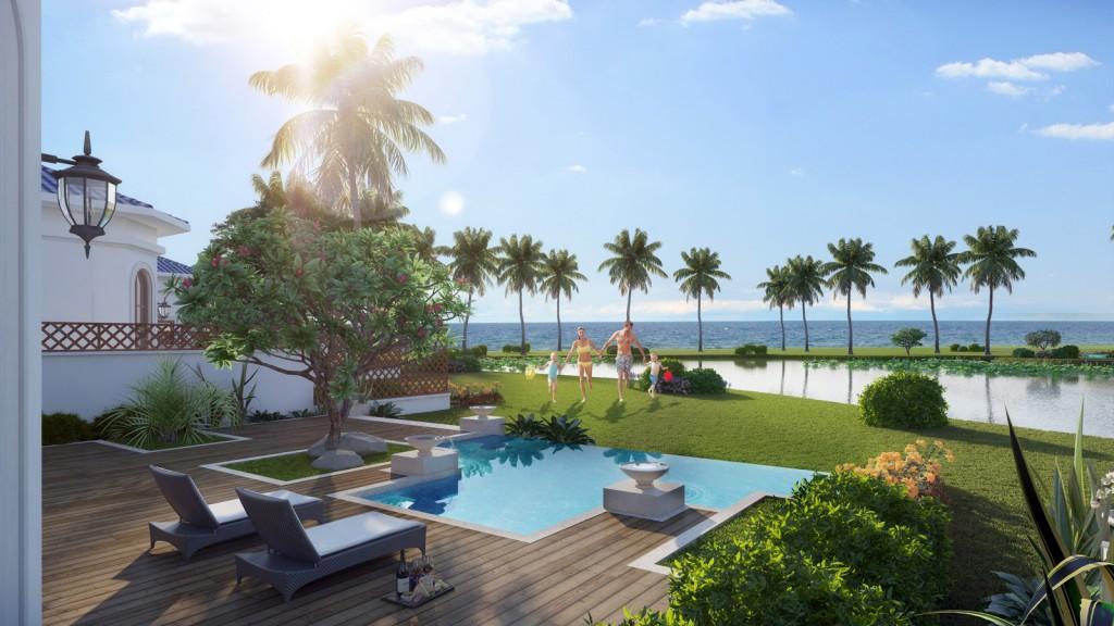 Nhìn lại những ưu điểm vượt trội của dự án Vinpearl Paradise Villas
