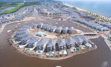 Tiến độ xây dựng dự án Vinpearl Phú Quốc 3 Resort & Villas – cập nhật 26/10/2016