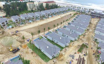 Tiến độ xây dựng dự án Vinpearl Đà Nẵng 2 Resort & Villas – cập nhật ngày 26/10/2016