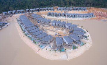 Cập nhật tiến độ xây dựng dự án Vinpearl Phú Quốc 4 Resort & Villas ngày 26/10/2016