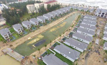 Tiến độ xây dựng dự án Vinpearl Đà Nẵng 2 cập nhật tháng 12