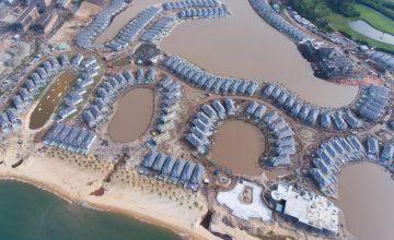 Tiến độ xây dựng dự án Vinpearl Phú Quốc 4 cập nhật tháng 12