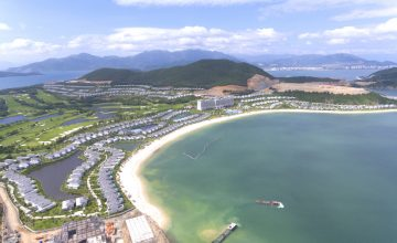 Tiến độ dự án Vinpearl Golf Land Nha Trang – cập nhật tháng 12