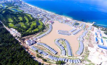 Tiến độ xây dựng dự án Vinpearl Phú Quốc 4.6