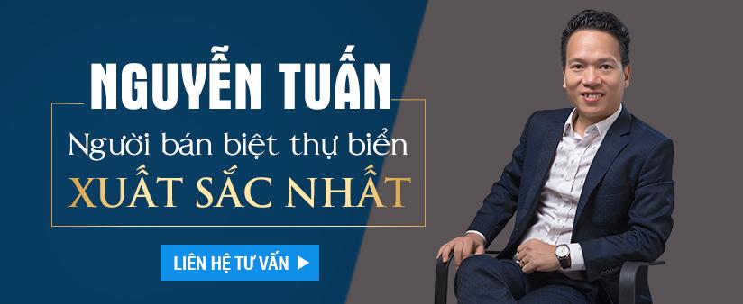 Nguyen Tuan- nguoi ban biet thu bien xuat sac nhat vingroup