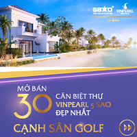 Sự kiện không thể bỏ lỡ: Lễ mở bán 30 căn biệt thự 5 sao đẹp nhất cạnh sân golf Nha Trang