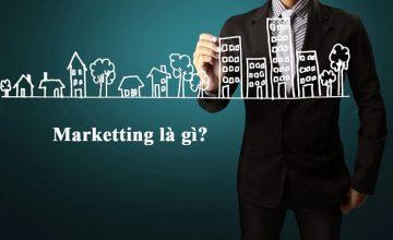 Vai trò của Marketing đối với nghề sales BĐS