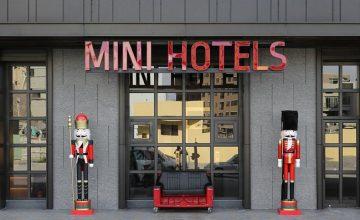 Mini Hotel Vinpearl Phú Quốc – đón sóng đầu tư xu hướng mới của thị trường