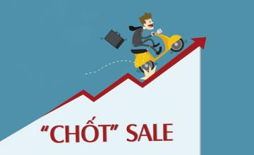 10 phương pháp chốt sale nhanh chóng ngay cả với những khách hàng khó tính nhất