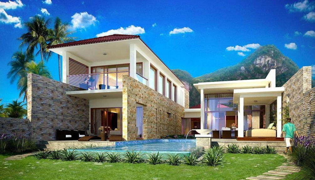 Biet thu Vinpearl Da Nang 1 Resort & Villas