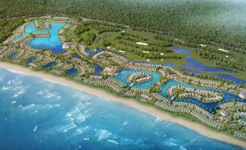 Dự án biệt thự Vinpearl Phú quốc 4 Paradise Villas